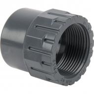 """72532342GP Złącze redukcyjne PCW-U gw. wew. BSP Gopart, 25/32 mm x GW 3/4"""""""