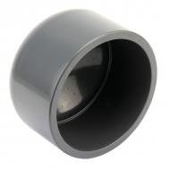 7125460 Zaślepka PCW-U VdL, 125 mm