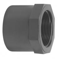 """7110361 Złączka redukcyjna PCW z gwintem wew. VdL, 110 mm 3"""""""