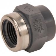 "PVC7SOC12F Adapter, opr.gn.wt. 1/2"" gw.w."