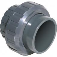 7040000GP Złączka z PCW-U z nakrętką nasadową Gopart, 40 x 40 mm