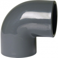 7025595GP Kolano 90° PCW-U Gopart, 25 x 25 mm