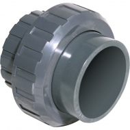 7025000GP Złączka z PCW-U z nakrętką nasadową Gopart, 25 x 25 mm