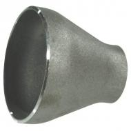 """0042500 Redukcyjna kształtka rurowa do spawania DIN2616/2, 4"""" x 2 1/2"""""""