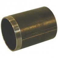 """4600000Z Element gwintowany czarny, 4"""" 150 mm"""