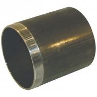 """5600000Z Element gwintowany czarny, 5"""" 150 mm"""