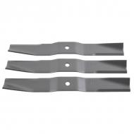 FGP012839 Zestaw noży 425x50x4 mm, 3 szt.