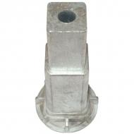 AK510499 Uchwyt noża, aluminiowy