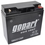 SBA2212GP Akumulator 12 V 22 Ah zamkn.