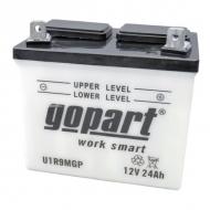 U1R9MGP Akumulator Gopart, nienapełniony, 12 V, 24 Ah