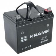 U1R9KR Akumulator motocyklowy, 12 V, 24 Ah, z elektrolitem