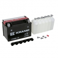 YTX9BSKR Akumulator Kramp, motocyklowy, 12 V, 8 Ah, z elektrolitem