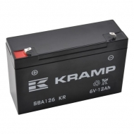 SBA126KR Akumulator, 6V, 12 Ah, zamknięty