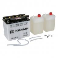 YB16LBKR Akumulator motocyklowy, 12 V, 19 Ah, z elektrolitem