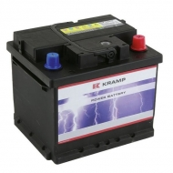 543020042KR Akumulator Kramp, 12 V, 43 Ah, napełniony