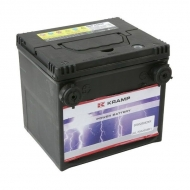 555026042KR Akumulator Kramp, 12 V, 55 Ah, napełniony