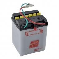 YB25LCKR Akumulator motocyklowy, 12 V, 2,5 Ah, z elektrolitem