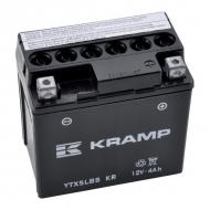 YTX5LBSKR Akumulator Kramp, motocyklowy, 12V, 4Ah, z elektrolitem