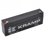 SBA212KR Akumulator, 12 V, 2 Ah, zamknięty