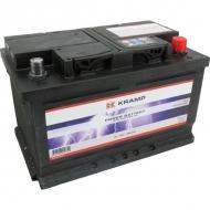 572409068KR Akumulator Kramp, 12 V, 72 Ah, napełniony