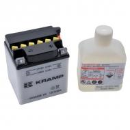 12N55A3BKR Akumulator Kramp, motocyklowy, 12 V, 5,5 Ah, z elektrolitem