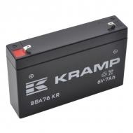 SBA76KR Akumulator, 6V, 7 Ah, zamknięty