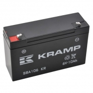 SBA106KR Akumulator, 6V, 10 Ah, zamknięty