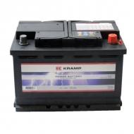 574104068KR Akumulator Kramp, 12 V, 74 Ah, napełniony