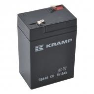 SBA46KR Akumulator, 6V, 4 Ah, zamknięty