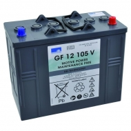 DF12V110 Akumulator żelowy 12 V 110 Ah