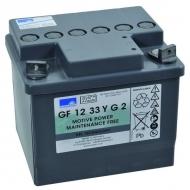 DF12V40G6 Akumulator żelowy 12 V 38 Ah