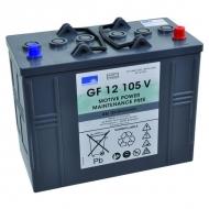 DF12V125 Akumulator żelowy 12 V 120