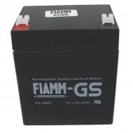 1181200520 Akumulator Fiam 12 V - 4Ah .