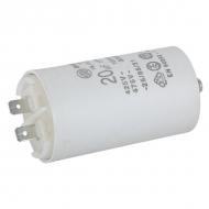 FGP013622 Kondensator z wtyczką, 20 µF