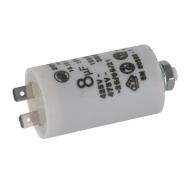 FGP013608 Kondensator z wtyczką, 8 µF