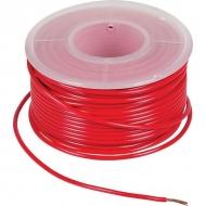 FGP011938 Przewód elektryczny uniwersalny, 30 m 1 x 1.31 mm² AVG 16 czerwony