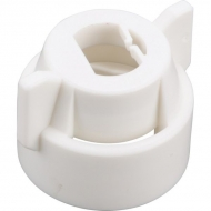 CP1144402CE Pokrywka dyszy TeeJet biała, 8 mm