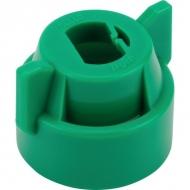 CP1144405CE Pokrywka dyszy TeeJet zielona, 8 mm