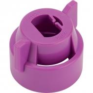 CP11444010CE Pokrywka dyszy TeeJet fioletowa, 8 mm