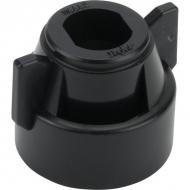 CP1144421CE Pokrywka dyszy TeeJet czarna, 11 mm