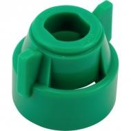 CP1144425CE Pokrywka dyszy TeeJet zielona, 11 mm