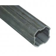 2454L1000R06 Rura profilowa Bondioli & Pavesi, wewn., seria S2, 39,60 x 3,0 mm, L-1000 mm