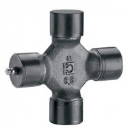 4120C0051R25 Zestaw krzyżowy Bondioli & Pavesi, S2/1R2 WW80°/50°, 76 x 22 mm