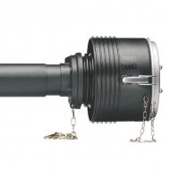 395102360CE Obudowa ochronna wału, Bondioli & Pavesi, D-235 mm, L-260 mm