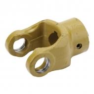 PTO9L23RB35GP Widełki L23 Ø35, wpust 10 mm
