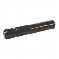 6730706130 Wałek jednostronne frezowany, 1 3/4 Z6, L-130 mm