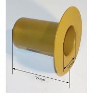 190000592 Tulejka ochronna wału odbioru mocy, L-107,5 mm