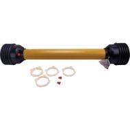 AS4551SET Ochrona Easy Lock ser AB4 1500 mm