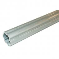 1911608001400 Rura profilowa Comer, zewn. 57,6 x 3,5 mm, seria V50/V60, L-1400mm