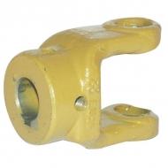 151012056 Widełki Comer, zewn., Ø 30, rowek 8 mm M10, seria T20/V20